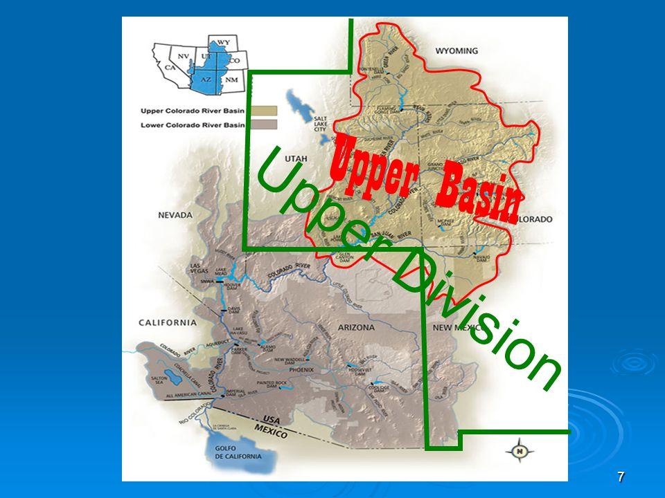 7 Upper Basin Upper Division