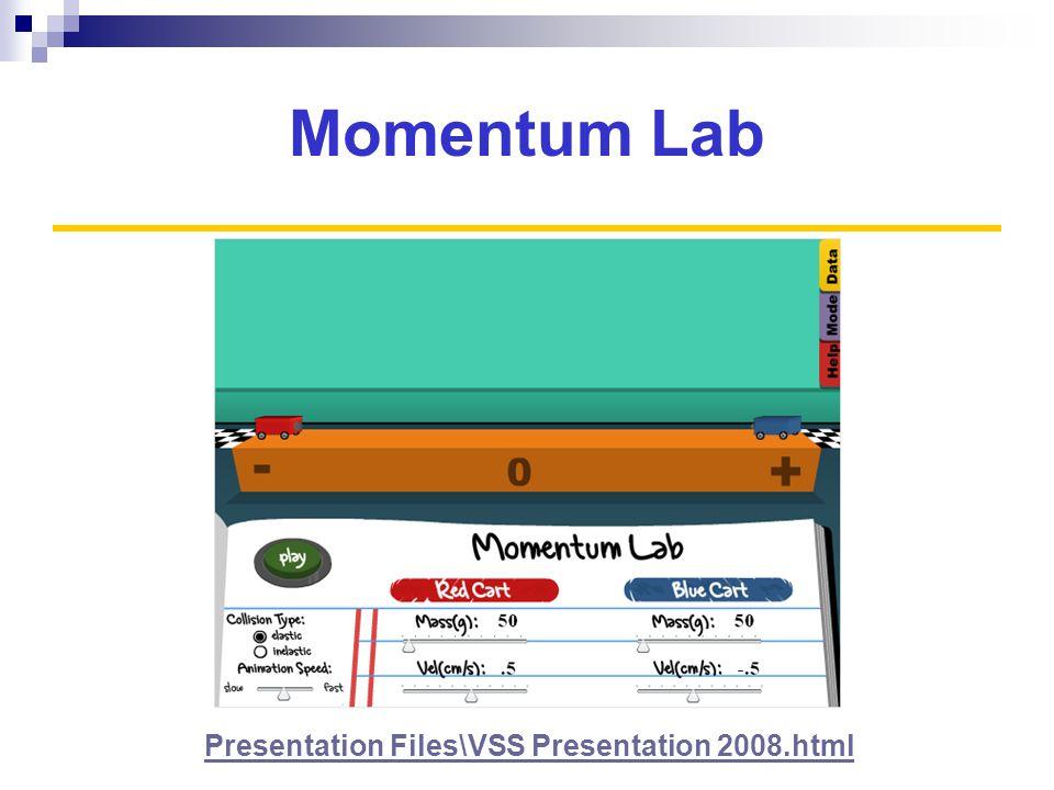 Momentum Lab Presentation Files\VSS Presentation 2008.html