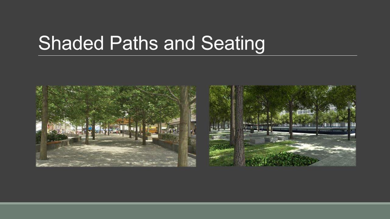 Shaded Display Paths