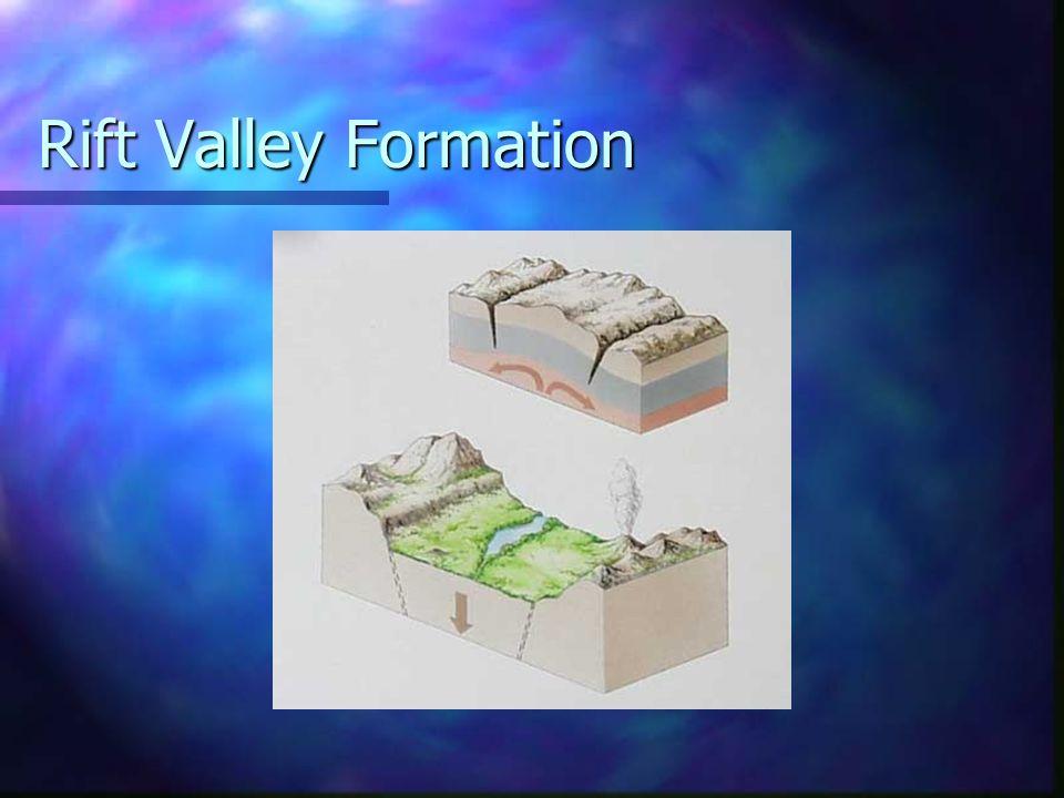 Rift Valley Formation