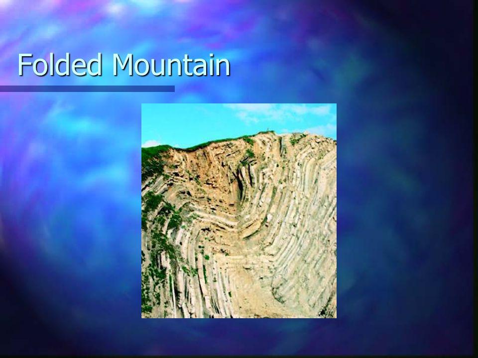 Folded Mountain