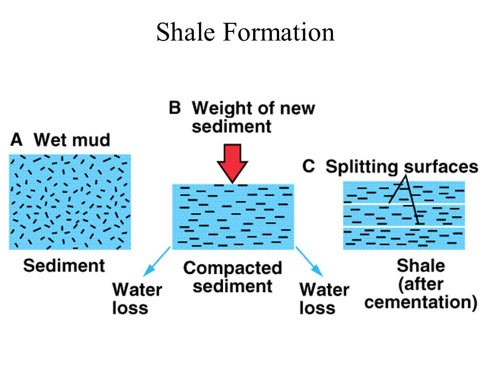 Shale Formation
