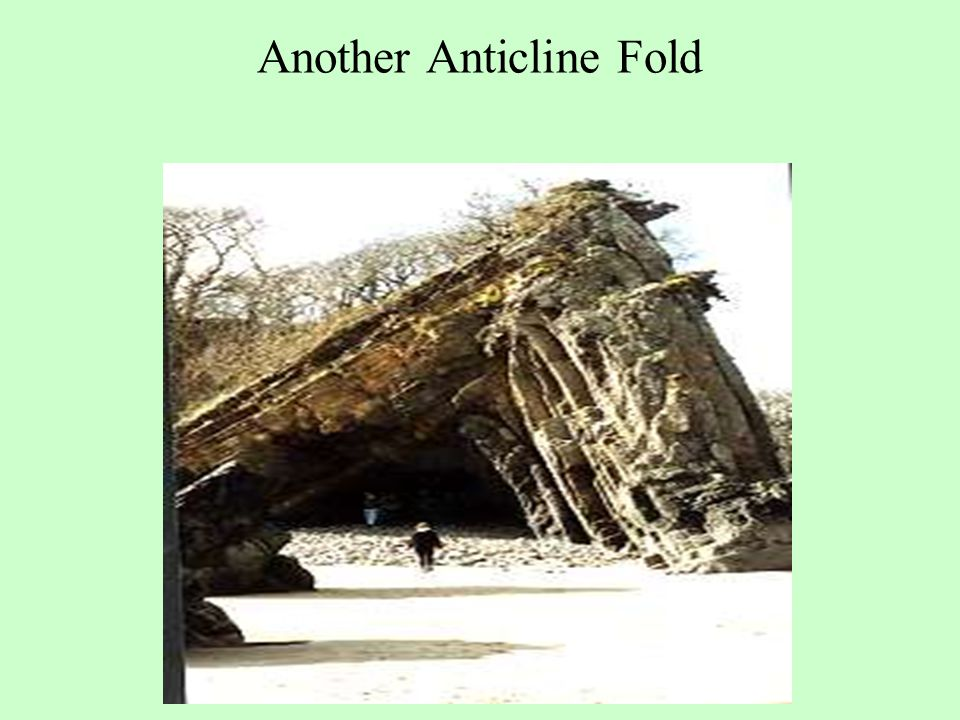 Another Anticline Fold