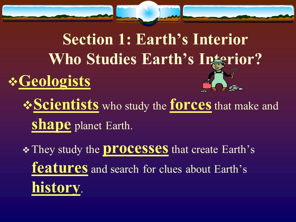 Section 3: Drifting Continents Were the continents once together.