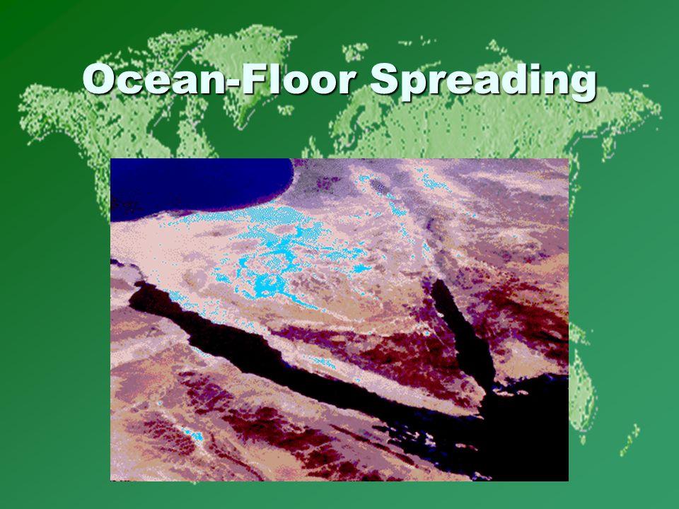 Ocean-Floor Spreading