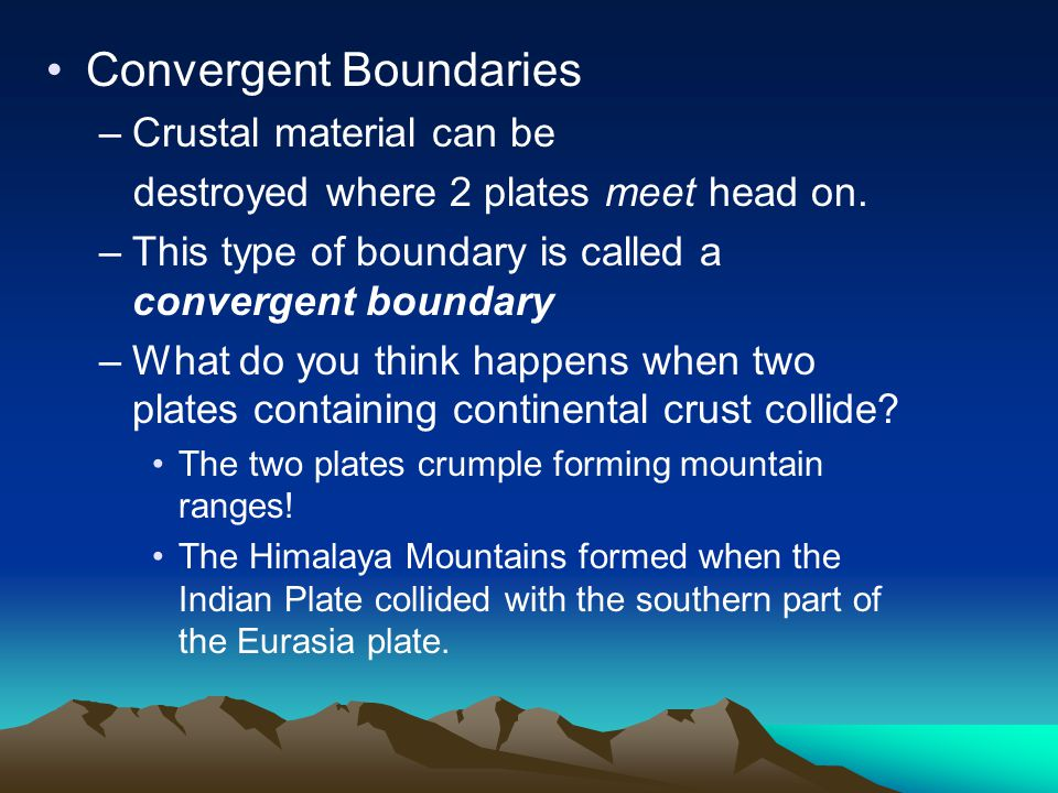 Learning Check The theory that suggests that Earth's crust and upper mantle are broken into sections called plates (that move) is known as… –plate tec