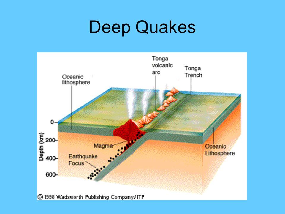 Deep Quakes