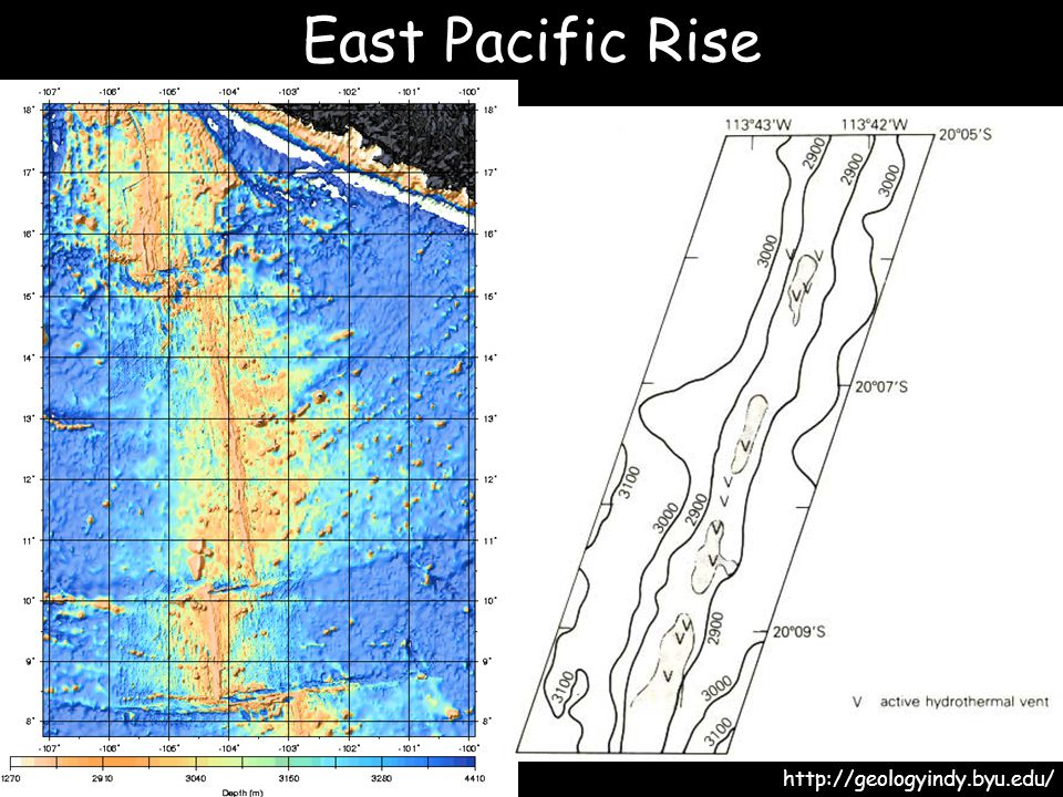 East Pacific Rise http://geologyindy.byu.edu/