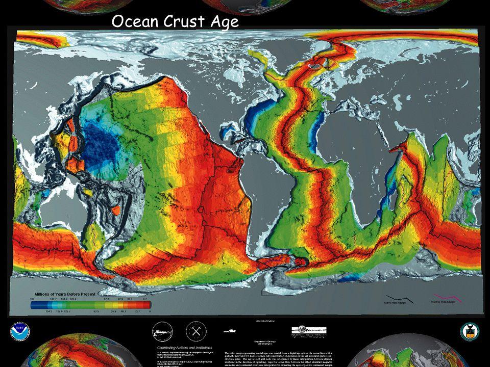 Ocean Crust Age