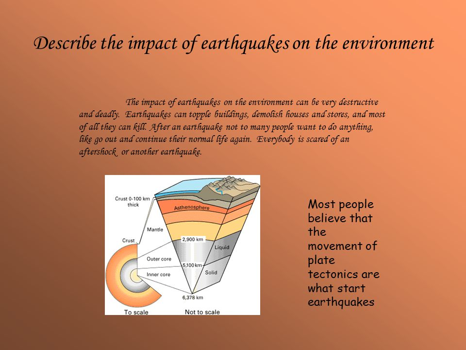 Describe the impact of volcanoes on the environment Volcanic eruptions come in all sizes: small, medium, large, extra large, giant economy size, and super huge size.