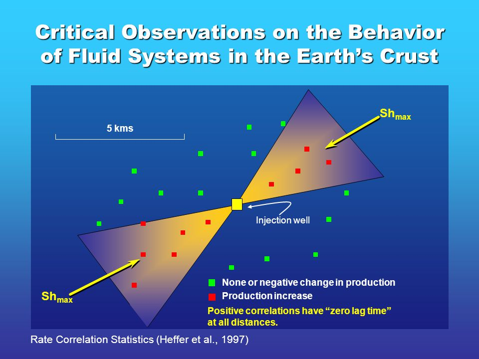 Critical Observations on the Behavior of Fluid Systems in the Earth's Crust