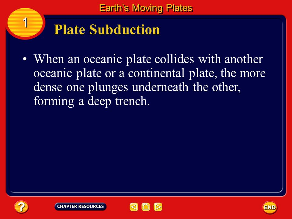 When plates move toward each other, they collide, causing several different things to occur.