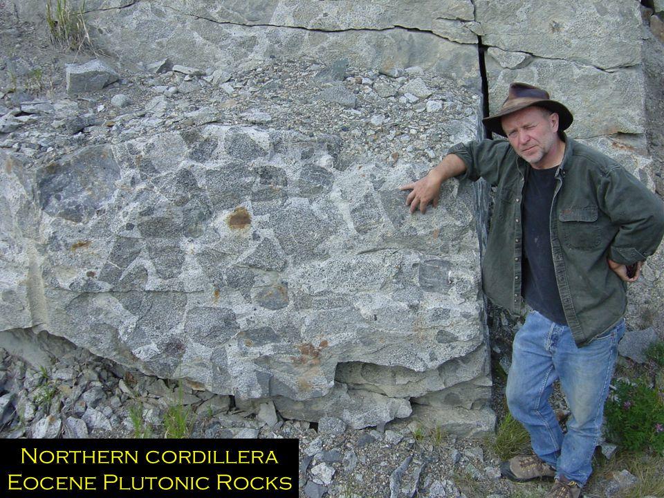 Eocene Sr - Nd