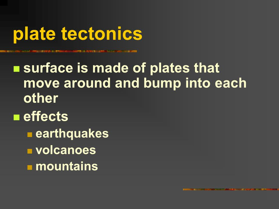 Structure of the earth layered sphere inner core: outer core mantle crust continental - felsic oceanic - mafic