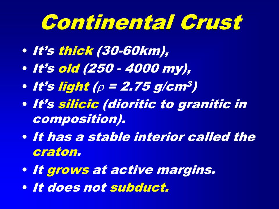 Clicker Question: A small block of crust added on to the active margin of a continent is called a(n) A.