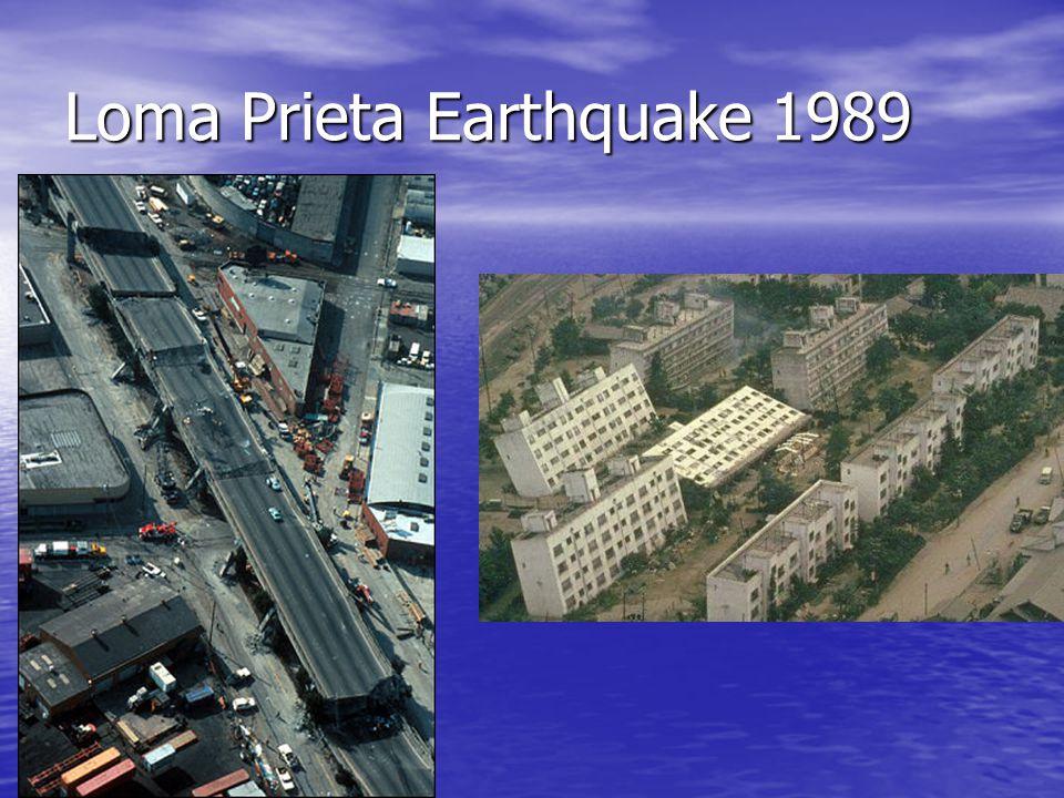 Loma Prieta Earthquake 1989