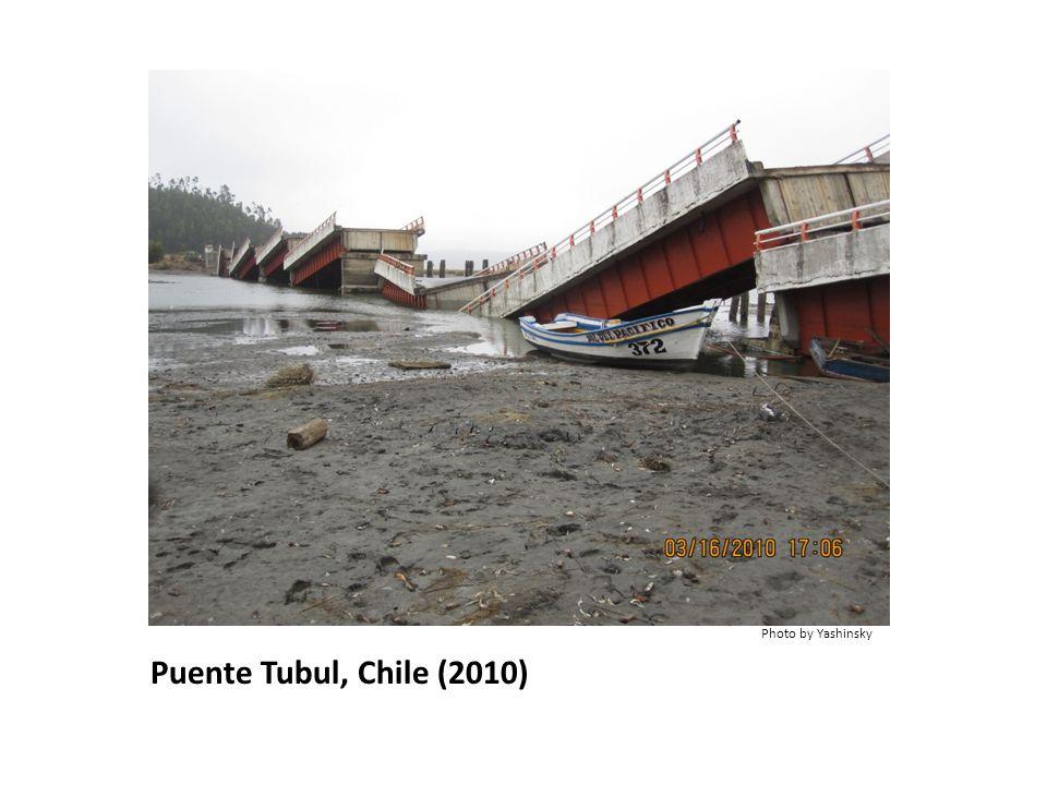 Puente Tubul, Chile (2010) Photo by Yashinsky