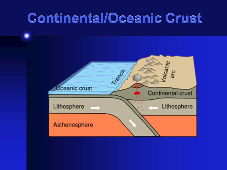Continental/Oceanic Crust