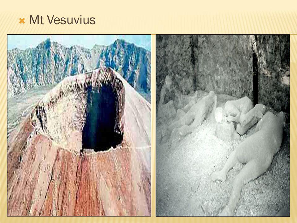  Mt Vesuvius