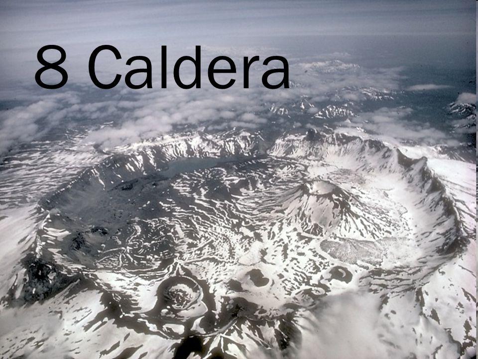 8 Caldera