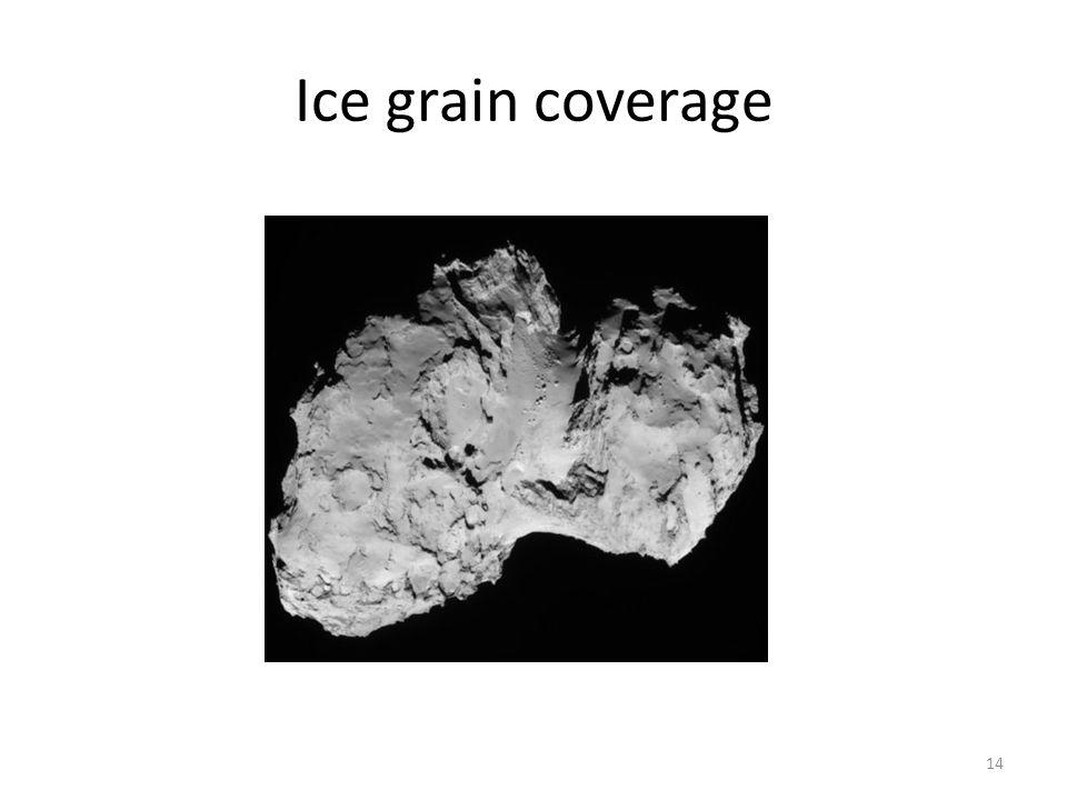 Ice grain coverage 14
