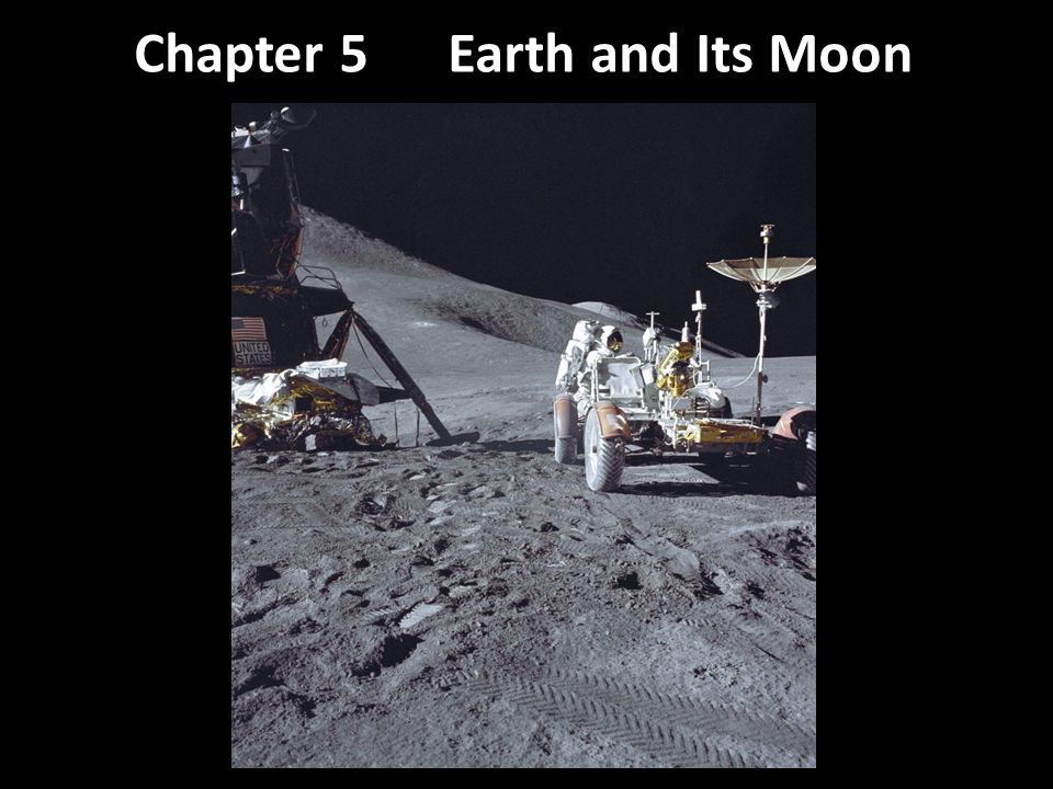 Units of Chapter 5 Earth and the Moon in Bulk The Tides Atmospheres Interiors Surface Activity on Earth The Surface of the Moon Magnetospheres History of the Earth–Moon System Summary of Chapter 5