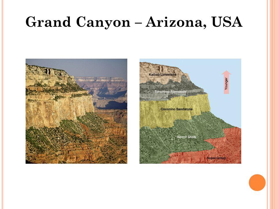 Grand Canyon – Arizona, USA