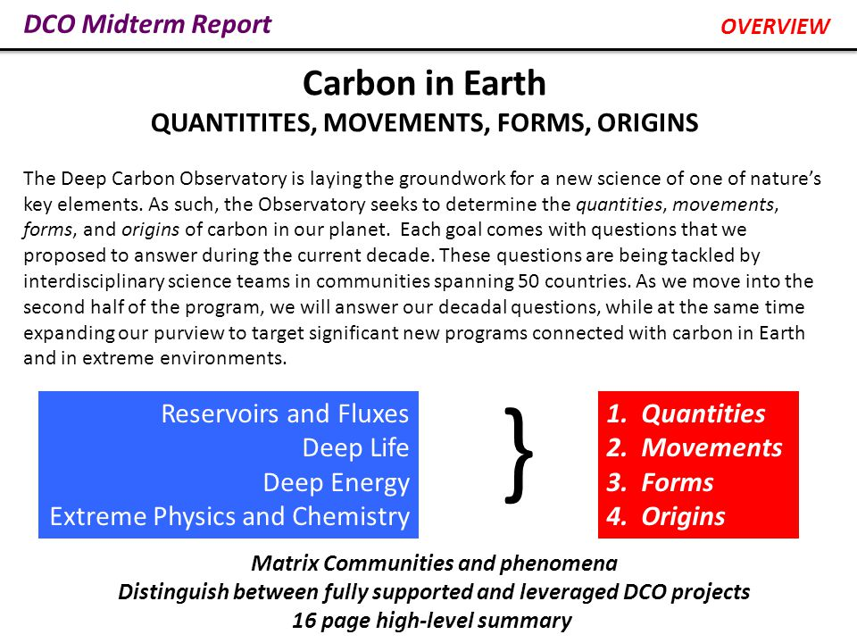 How much carbon is in Earth.What are the relative amounts of carbon-bearing phases.