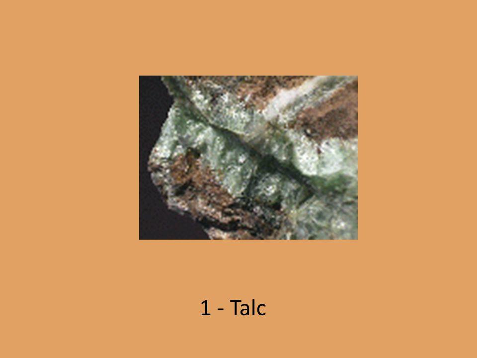 1 - Talc
