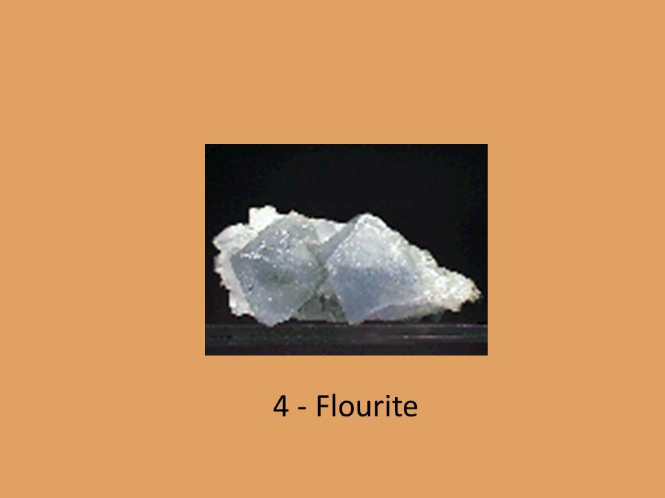 4 - Flourite