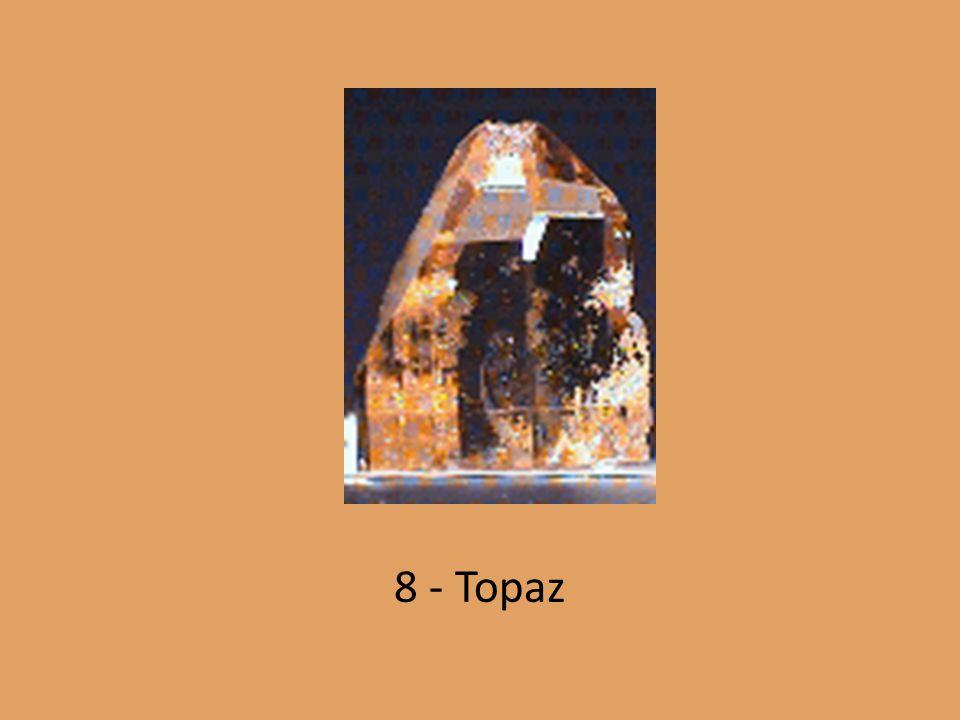 8 - Topaz
