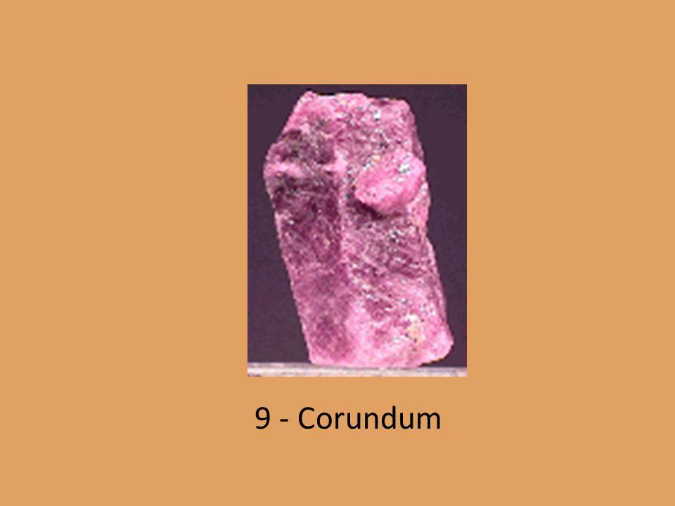 9 - Corundum
