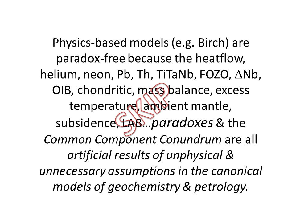 Physics-based models (e.g.