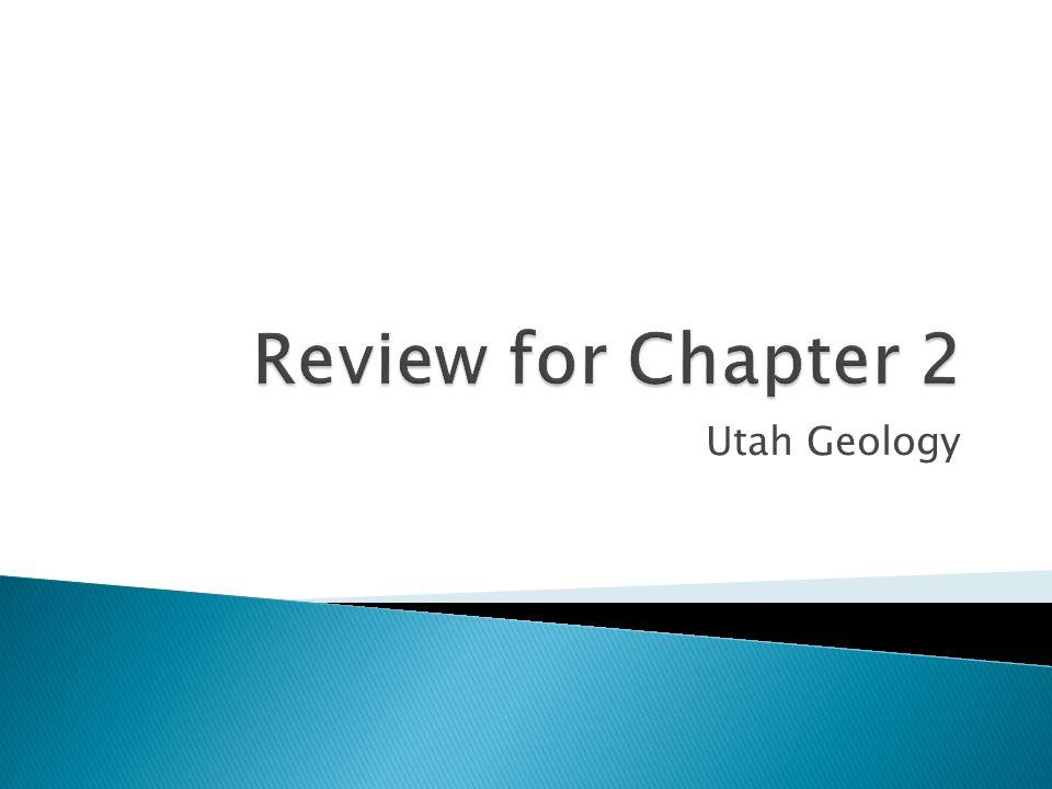 Utah Geology