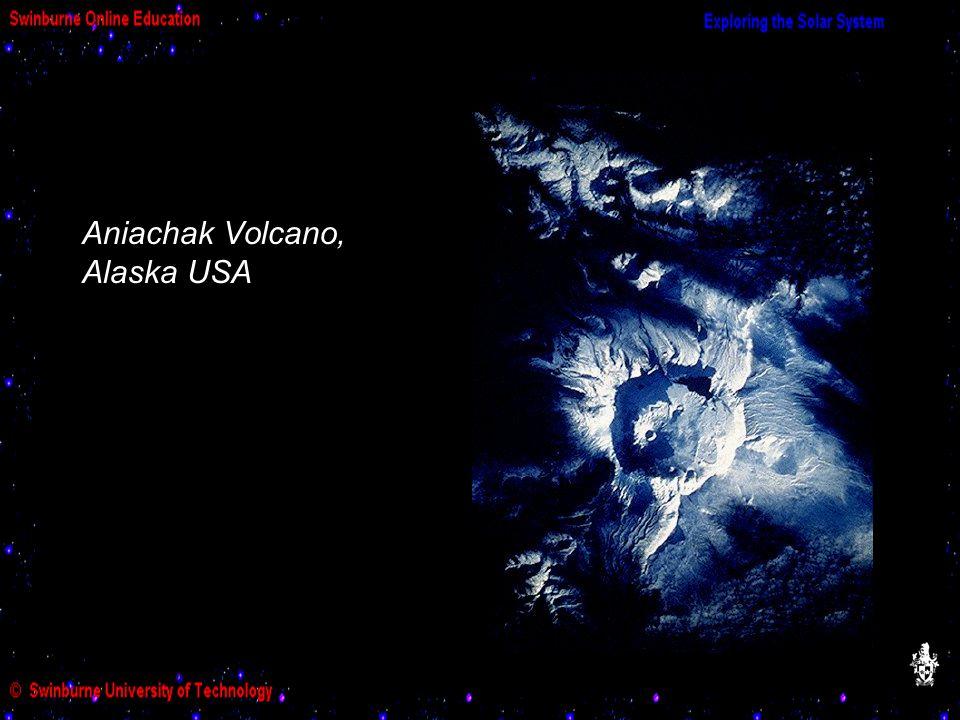 Aniachak Volcano, Alaska USA