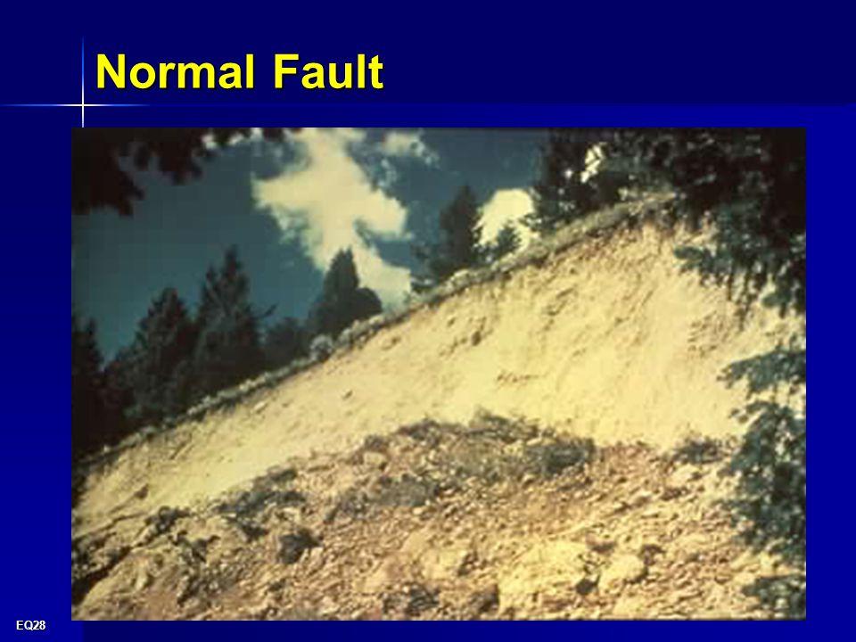 EQ28 Normal Fault