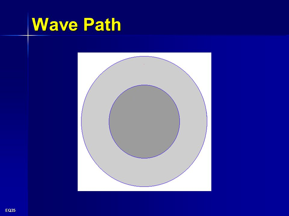 EQ35 Wave Path