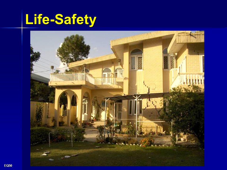 EQ50 Life-Safety