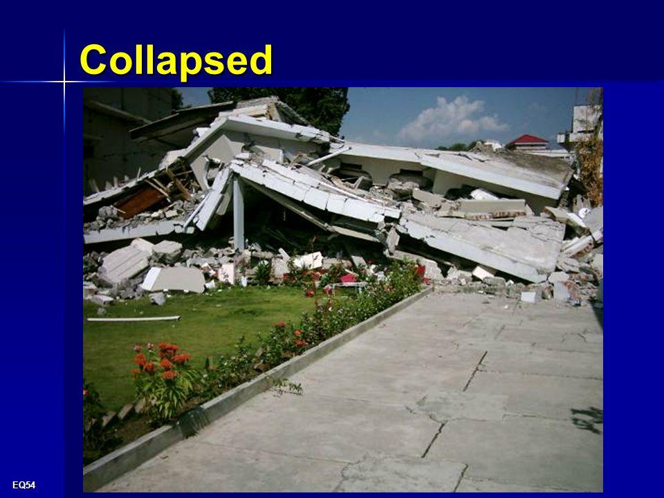 EQ54 Collapsed