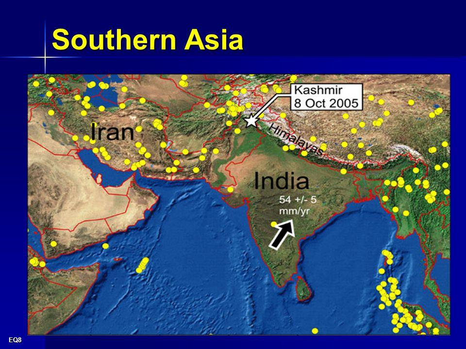 EQ8 Southern Asia