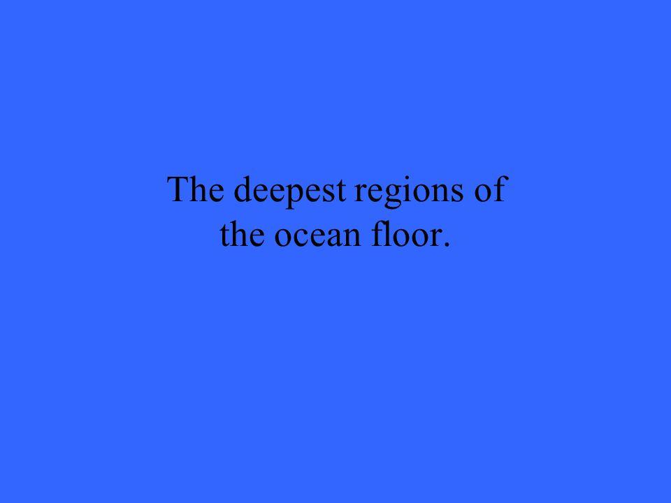 What is the Mid-Atlantic Ridge?