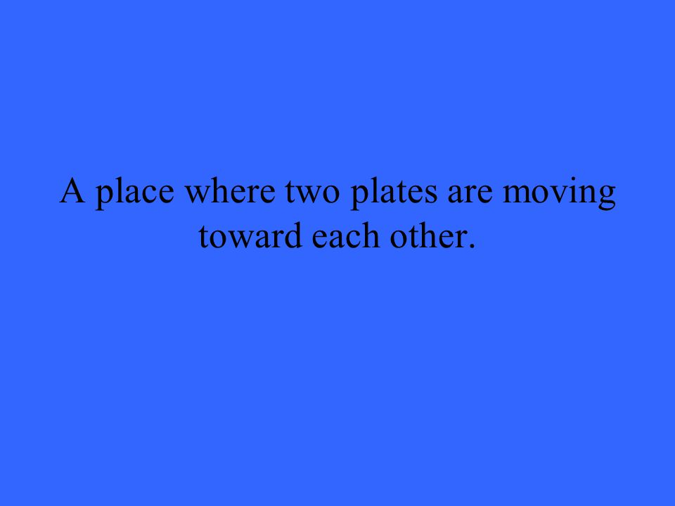 What is a plate
