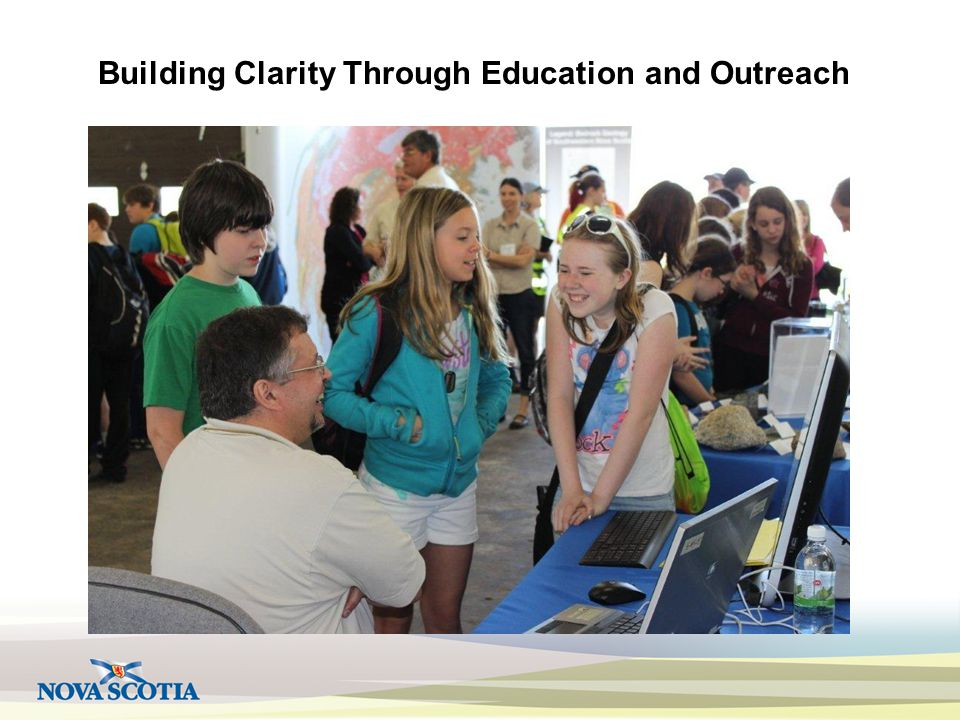Building Clarity Through Education and Outreach
