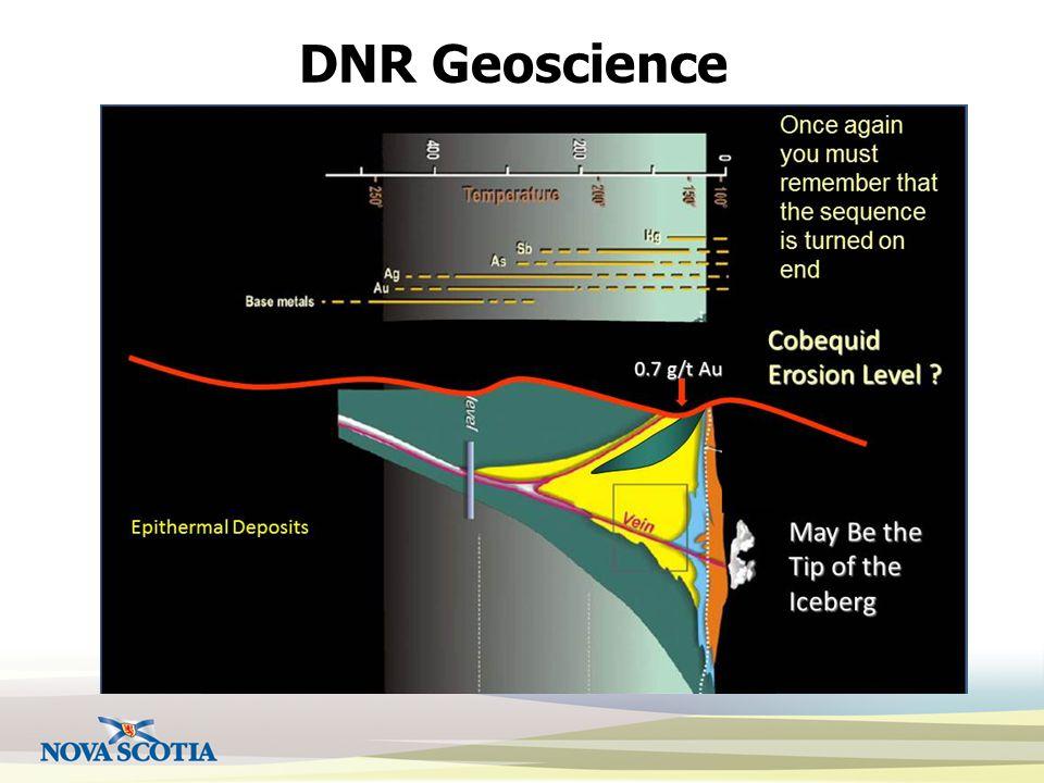 DNR Geoscience