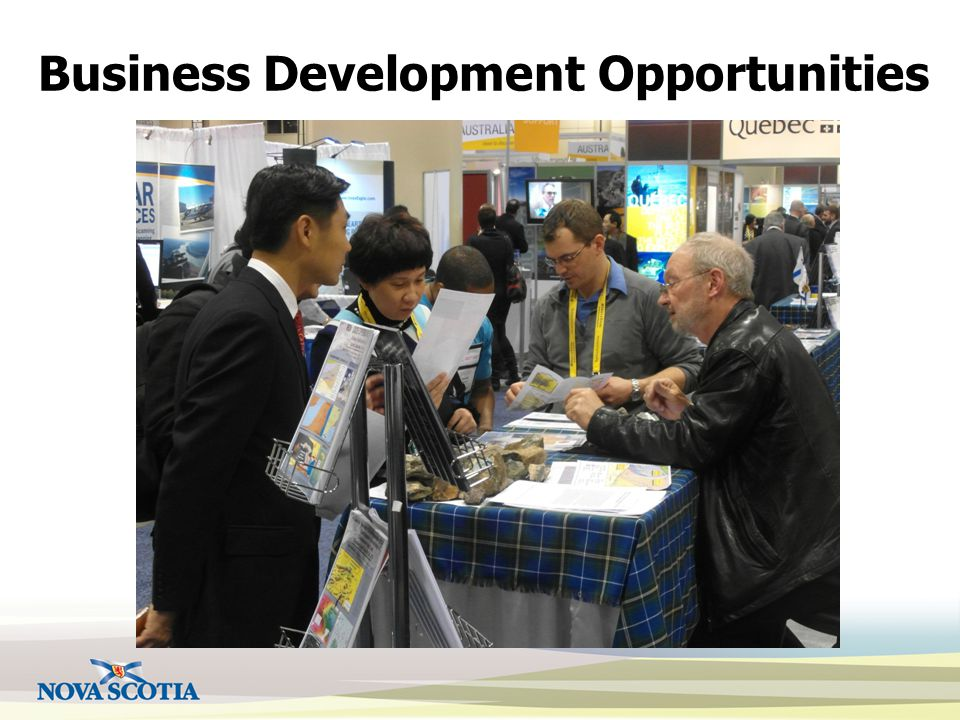 Business Development Opportunities