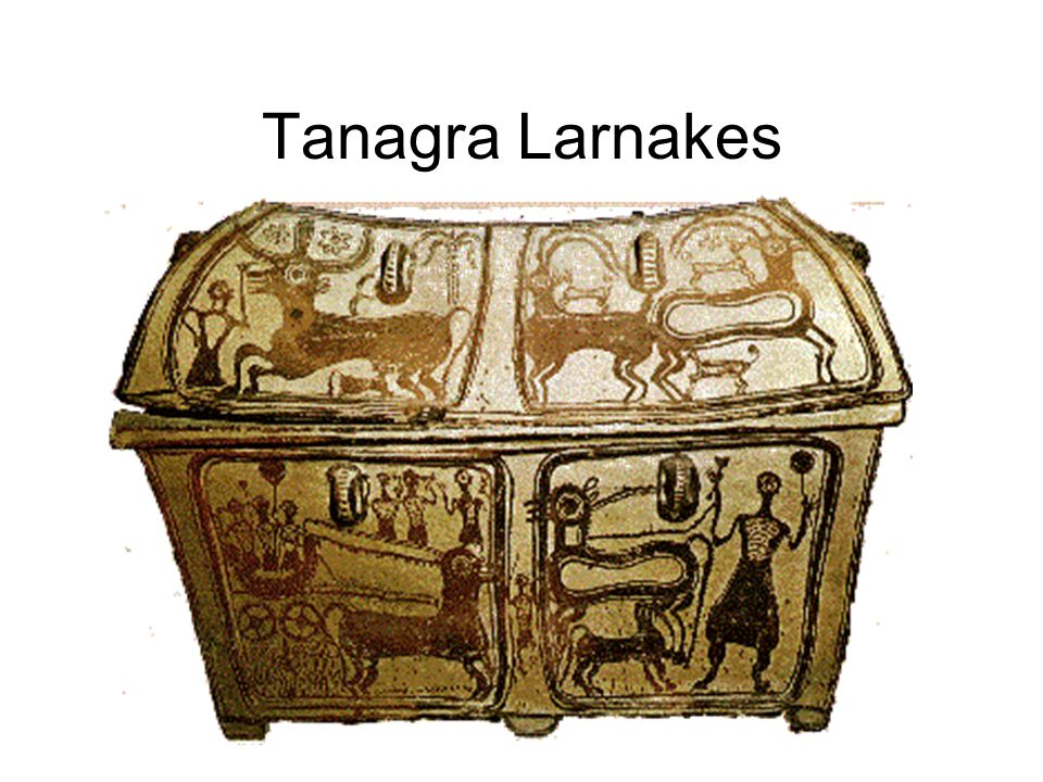 Tanagra Larnakes