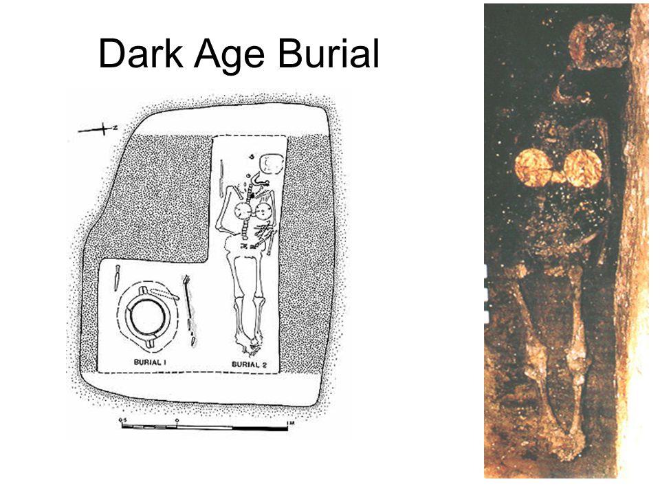 Dark Age Burial