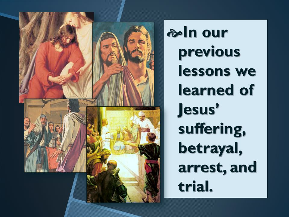  Through Christ's death and resurrection, we have all been rescued from physical death.
