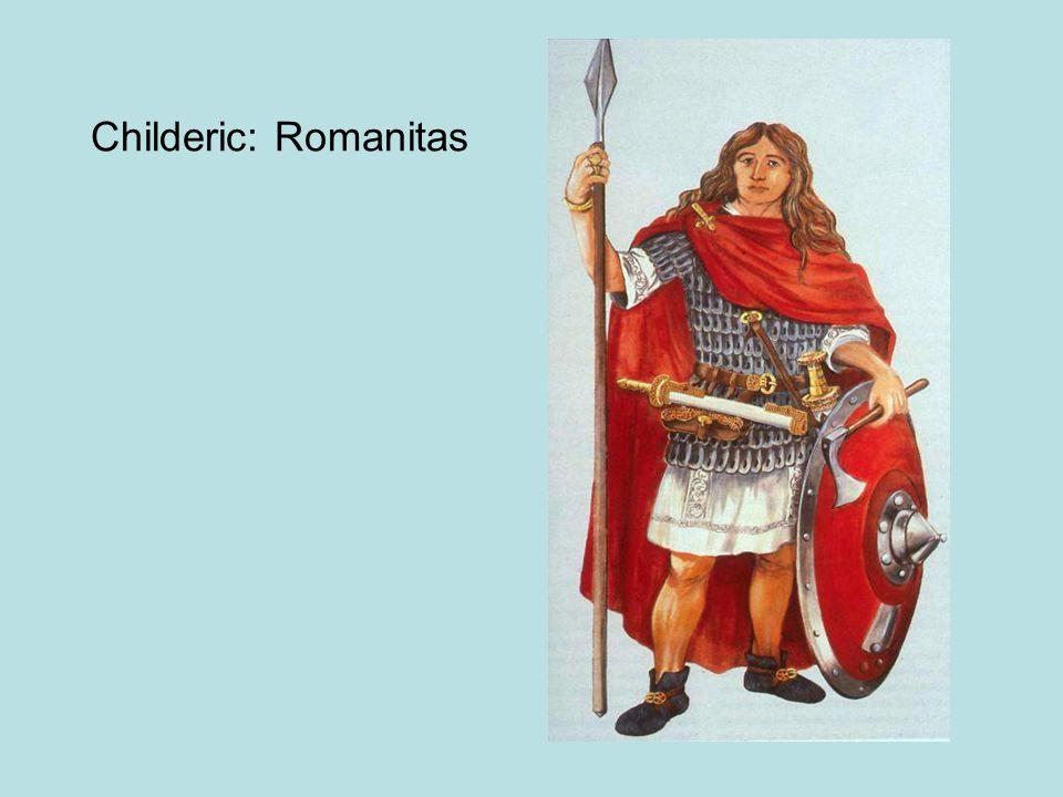 Childeric: Romanitas