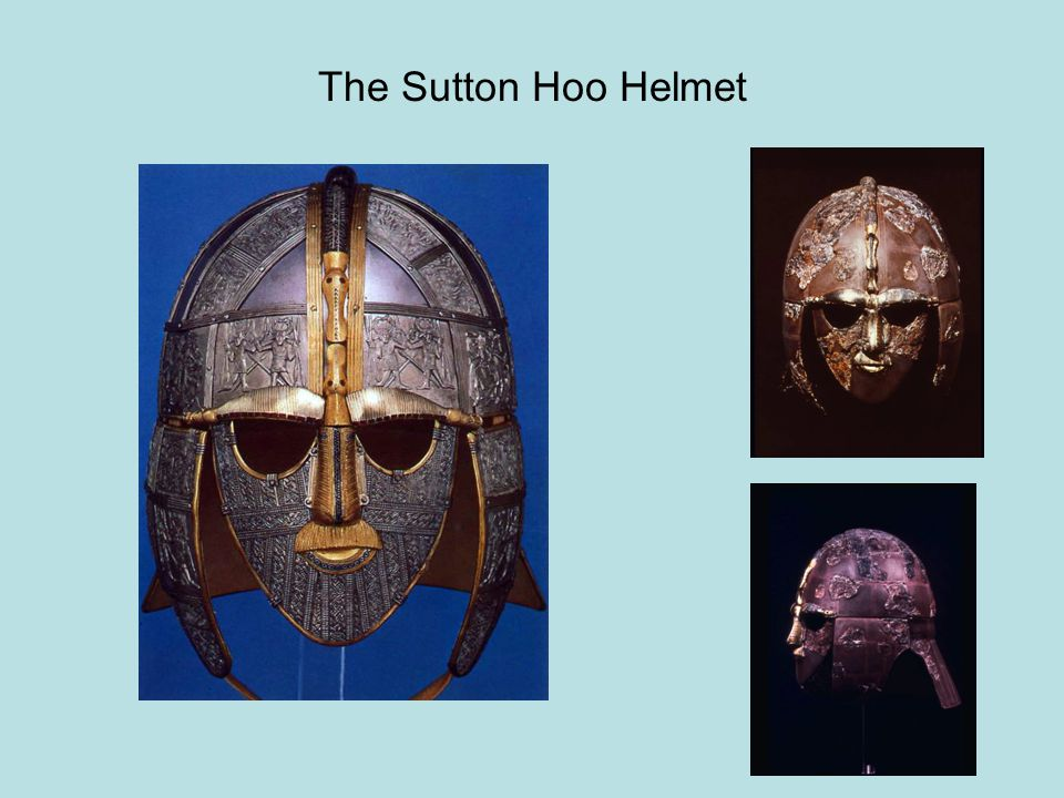 The Sutton Hoo Helmet